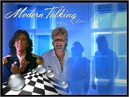 SOS for love, Modern Talking, Atlantis is calling