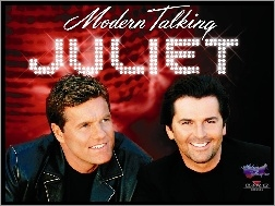 Juliet, Modern Talking, Singiel